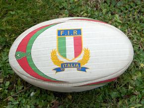 RugbyBallItaly